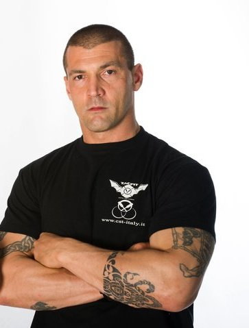 Alberto Gallazzi - creator of TACFIT Survival