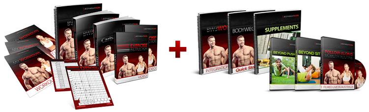 Bodyweight Burn Bundle
