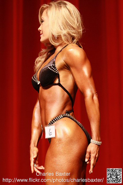 Female Figure Competitor