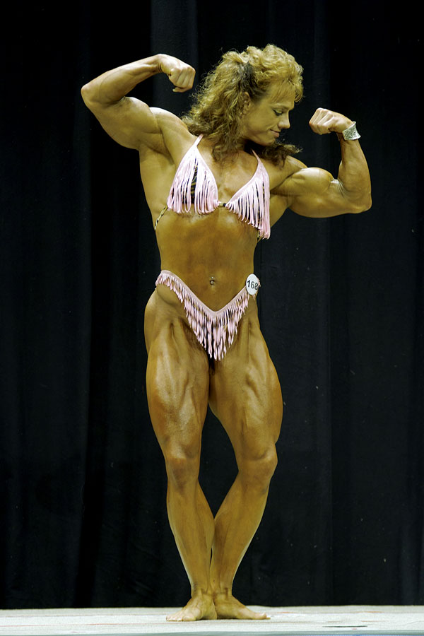 Female Heavy Bodybuilder