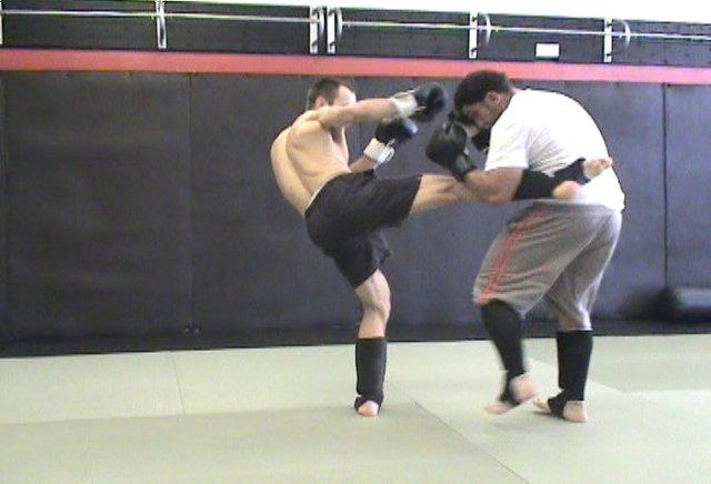 greg mihovich kickboxing