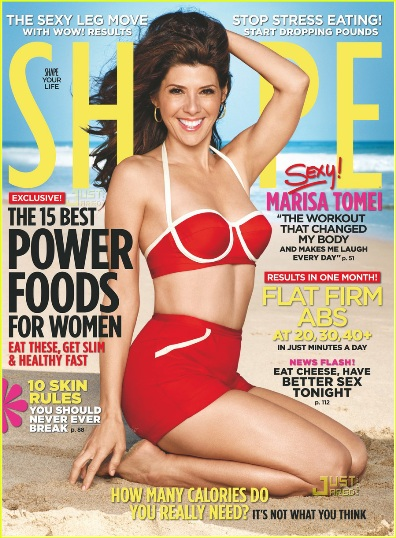 John Sifferman featured in SHAPE magazine