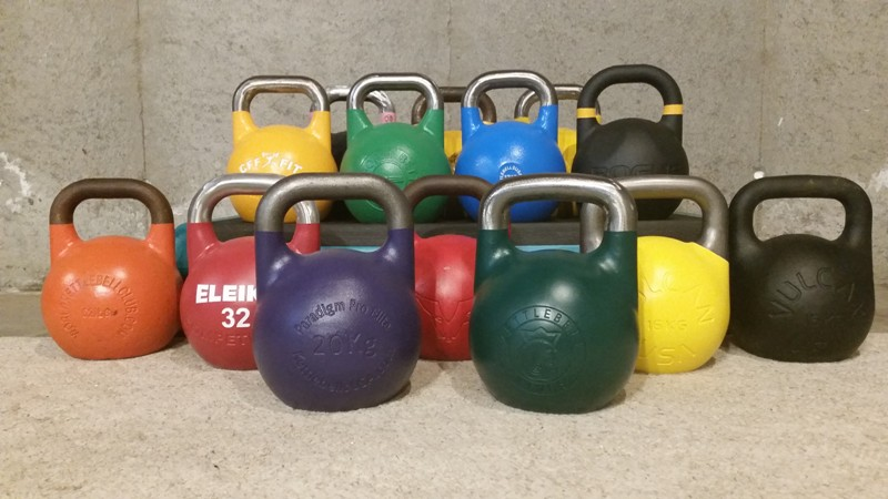 kettlebells review