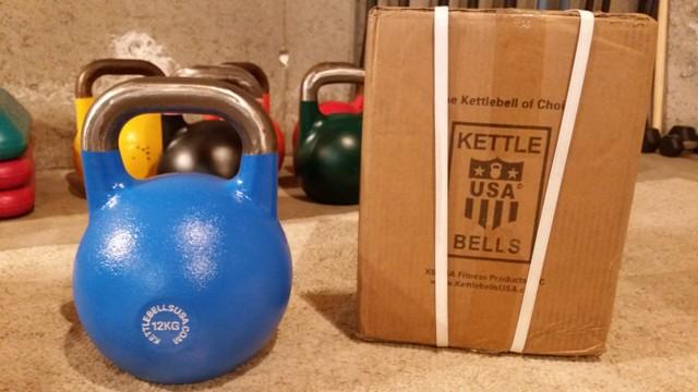 kettlebells usa paradigm pro classic - 12 kg kettlebell (review)