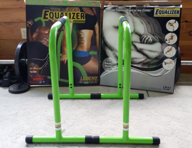 lebert equalizer review - lime green model