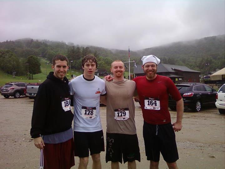Mad Dog Mudder Fitness Challenge Group Shot