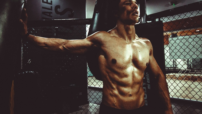 mma fighter - 5 things you can't out-train
