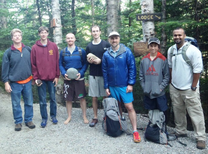 mt moosilauke hike group photo (before hike)