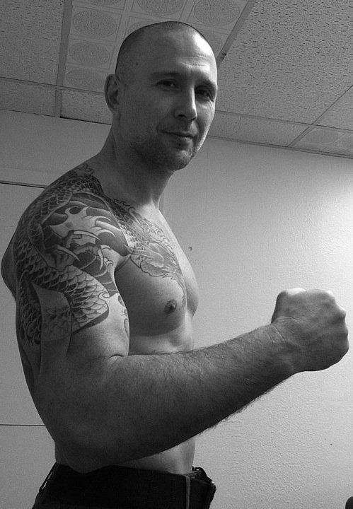 TACGYM Tactical Gymnastics Creator - Scott Sonnon