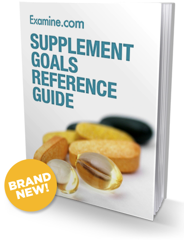 Supplement Goals Reference Guide - Examine.com