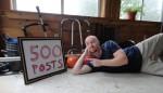 500th blogpost
